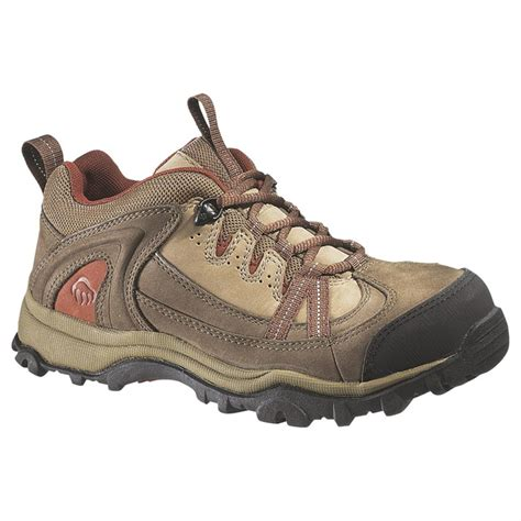 steel toe sneakers s wolverine 174 maggie steel toe oxford shoes brown