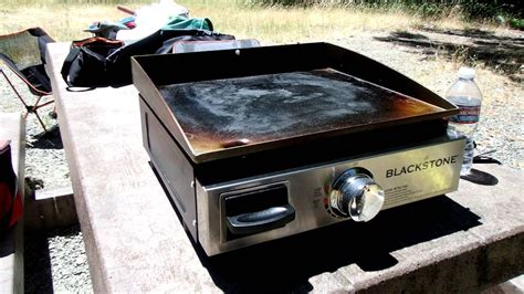 blackstone 17 table top griddle blackstone 17 quot portable griddle