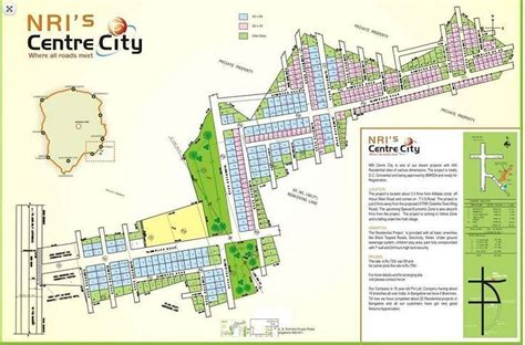 nri layout land price nri centre city in budigere cross bangalore price