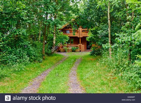 log cabin wood a wooden log cabin in a rural setting in the woods in