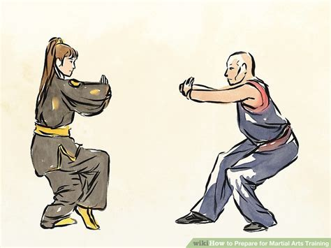 Martial Arts 4 how to prepare for martial arts 12 steps with