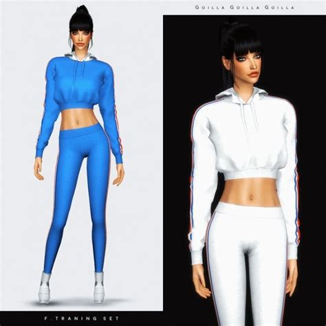 Sims 4 Clothing For Females Sims 4 Updates | 369 best sims 4 cc clothes female images on pinterest