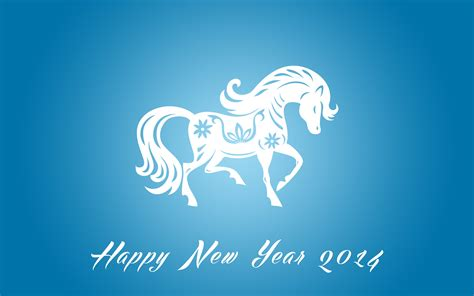 new year 2014 year of the meaning happy new year 2014 year blue wallpaper