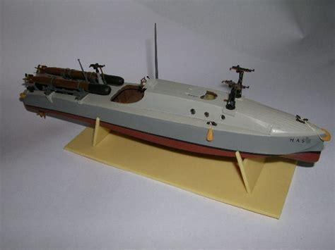 motorboat in italian italian motorboat m a s 2 model do sklejania choroszy