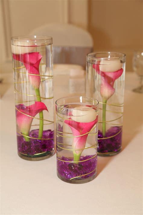 calla centerpiece ideas best 25 calla lillies centerpieces ideas on