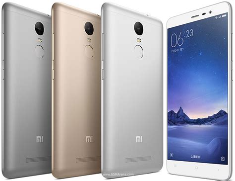 Hp Xiaomi Redmi 2 Gsmarena xiaomi redmi note 3 pictures official photos