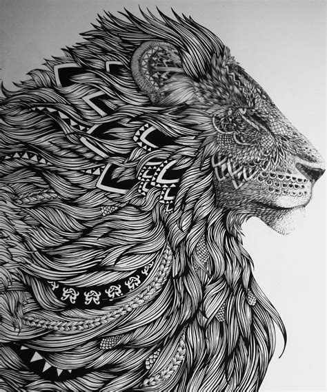 lion pattern tumblr hipster lion idea but with a different pattern so it ll be