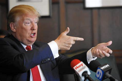 donald trump on guns donald trump makes more controversial statements at gun