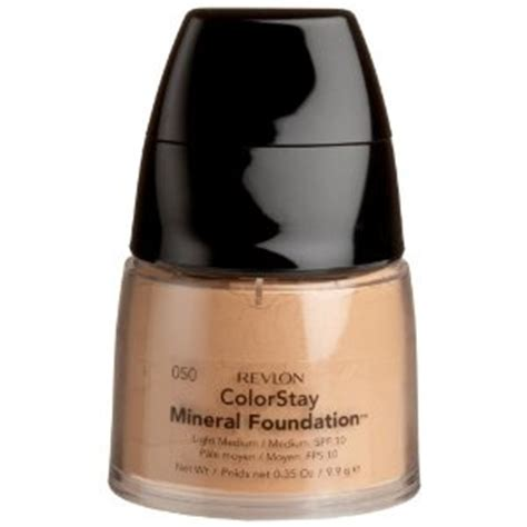 Revlon Colorstay Mineral Foundation Powder revlon colorstay mineral foundation shespeaks reviews