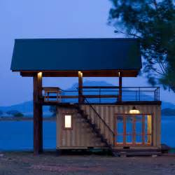 Small Homes Made From Shipping Containers Creative Tiny House Shipping Container Cabin Tiny