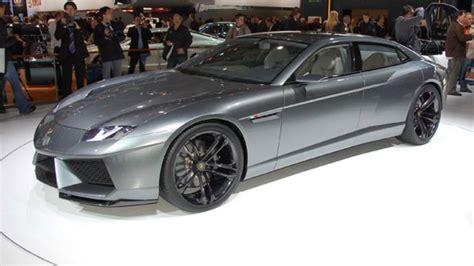 Lamborghini Estoque by Lamborghini Estoque Paris Motor Show News 2008 Top Gear