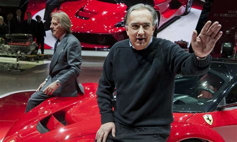 ferrari ceo people buy lamborghini if they can t afford a ferrari