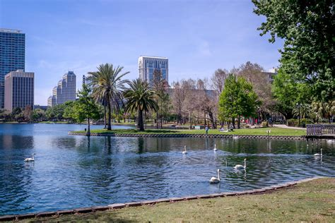 paddle boats lake eola 10 things to do in orlando that are full of fun