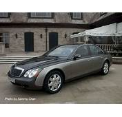 Canadian Auto Review  2002 Maybach 57 And 62 Photos