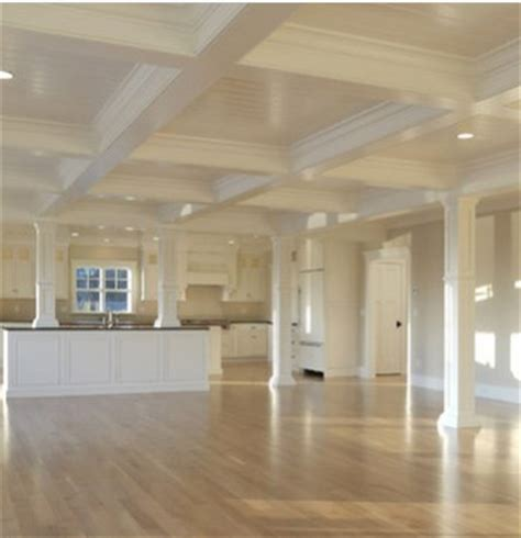 soffitti in legno a cassettoni produzione soffitti a cassettoni