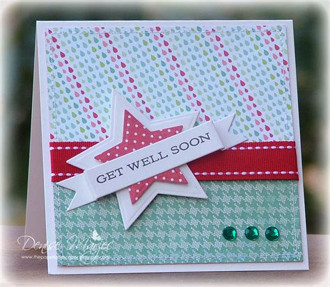 how to make a get well soon card the paper landscaper get well soon