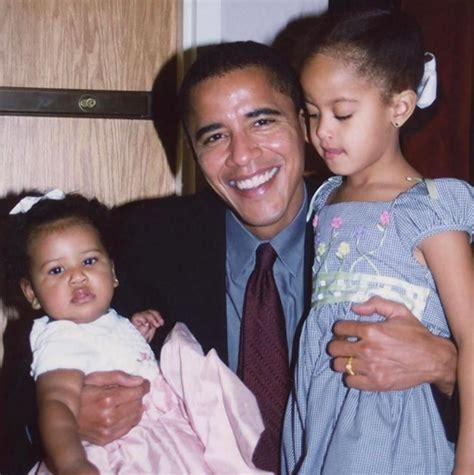 sasha and malia hair not comb chrissy tiegen michelle obama more celebrate father s