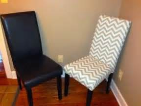Recover Leather Chair Recover Dining Room Chairs Why Not Transform Those Drab