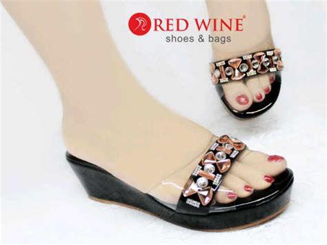 Sandal Wedges Wanita Sepatu Wanita 1 sepatu flat wanita design bild