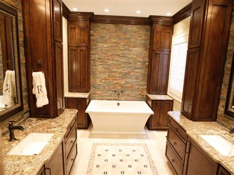 Neutral Color Bathrooms by Bathroom Neutral Color Bathrooms With Wooden Storage