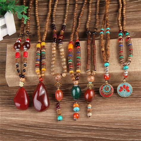 wooden bead necklace designs buy wholesale wooden bead necklace designs from