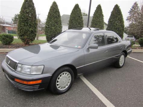 1992 lexus ls400 for sale lexus ls 400 with low low for sale photos
