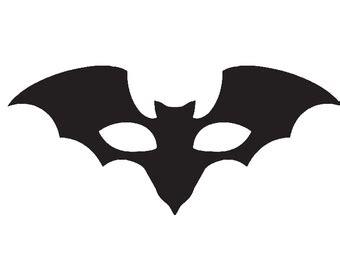 printable bat mask 6 ways to make a superhero costume wikihow