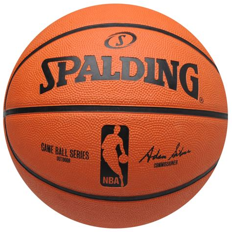 spalding nba basketball spalding spalding nba game replica basketball basketballs