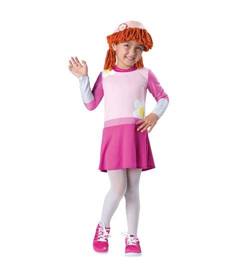 tickety tock tallullah girls costume