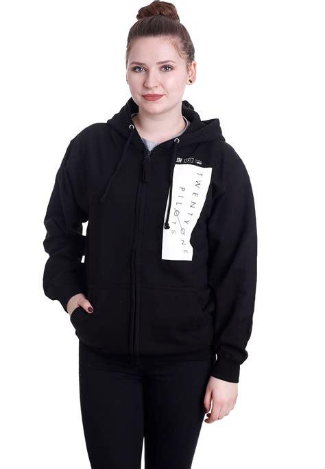 twenty one pilots blurryface zipper official electronic merchandise shop impericon uk