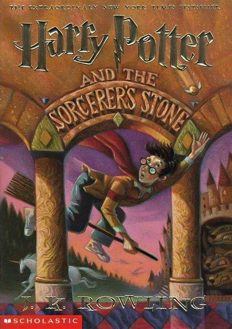 Pdf Harry Potter Sorcerers Book the quest for writing harry potter books 1 3 by j