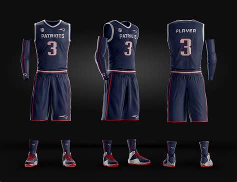 basketball jersey pattern photoshop basketball uniform jersey psd template on behance