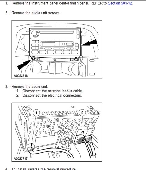 2002 ford explorer radio wiring diagram wiring diagram