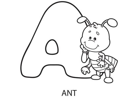 baby alphabet coloring pages animal alphabet font coloring pages for kids on coloring
