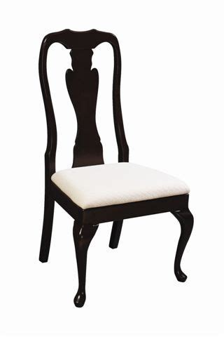 amish queen anne style dining room chair deluxe queen anne dining chair from dutchcrafters amish