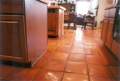 spanish floor mexican paver tile installation flooring floors palm