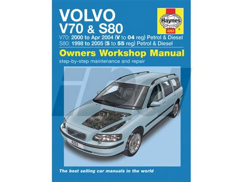 hayes car manuals 2007 volvo s80 free book repair manuals volvo haynes shop manual uk edition 111183 9l4263