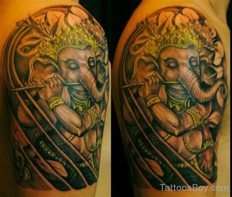 ganesh tattoo half sleeve hinduism tattoos tattoo designs tattoo pictures page 24