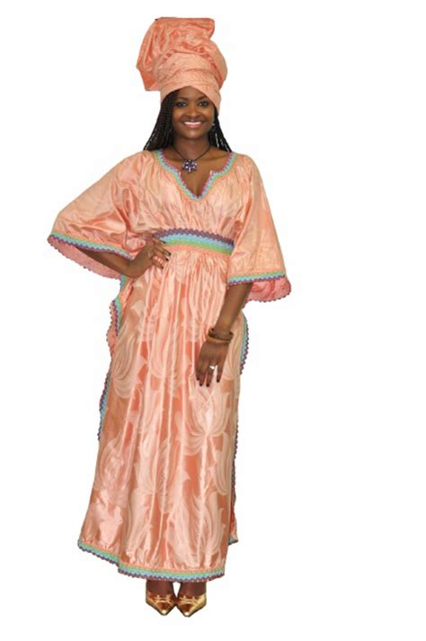 latest african designs for senegales brocade for women peach senegalese african brocade caftan dress dptw1084
