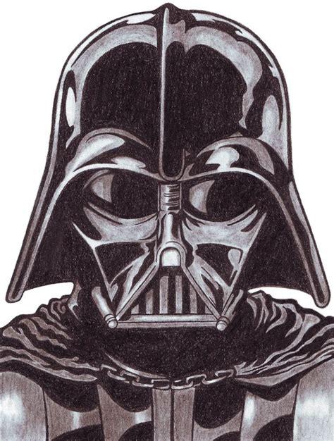 darth vader charcoal pencils  images star wars