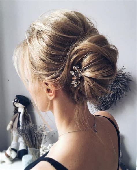 Best 25  Wedding hair chignon ideas on Pinterest