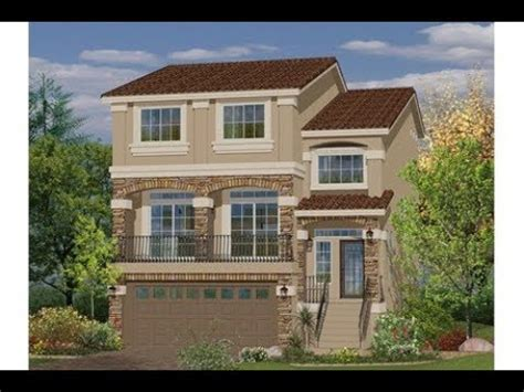 3 story homes model house 3 story 3026 sq ft by american west homes in