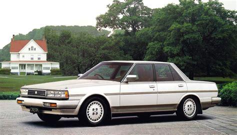 Toyota Cresta Toyota Cresta X70 08 1984 08 1988