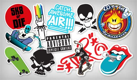 Cool Free Stickers
