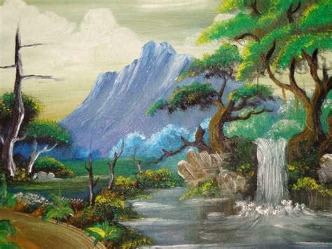 sejarah seni lukis dan contoh karya seni lukis indonesia infoku info kita