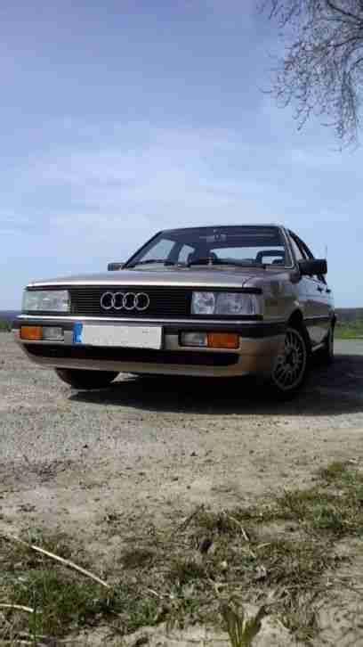 Audi 90 Typ 81 by Audi 90 Typ 81 Kv Motor 100kw 5zyl H Topseller