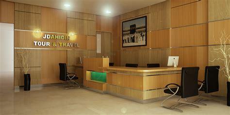 desain meja pelayanan kantor furniture kantor surabaya azzahra furniture