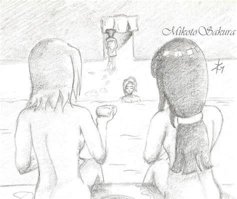 naruto hot springs deviantart kunoichi hot springs by mikotosakura on deviantart