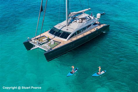 catamaran cost new blue coast 29m crew catamaran for rent olbia ibiza