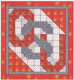 ohio state quilt kit quilting sewing